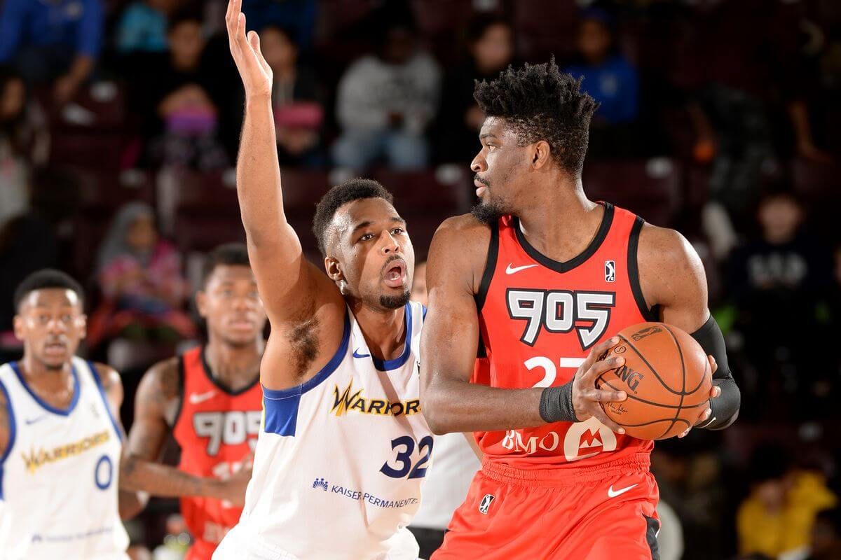 scouting shevon thompson raptors 905