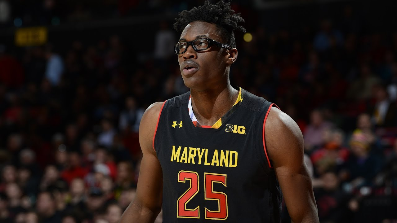 scouting jalen smith maryland