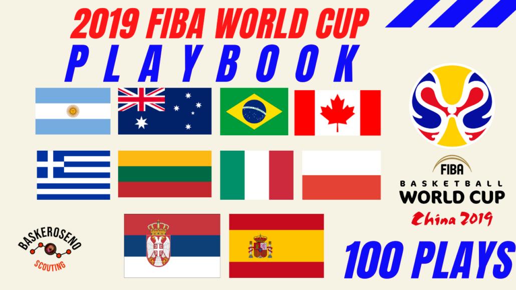 FIBA 2019 PLAYBOOK