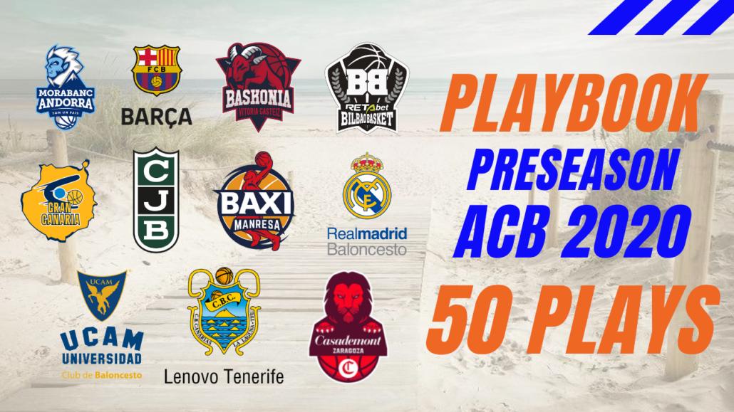 Playbook pretemporada ACB 2020
