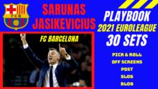 jasikevicius barcelona playbook 2021