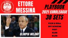 messina milano playbook 2021